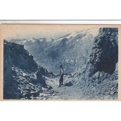 Carte postale - Environs de Luchon - Groupe des mont maudits