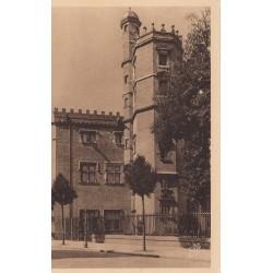 Carte postale - Hotel Dahus, dit hotel de Roquettes et tour de Tournoer, 9 rue Ozenne