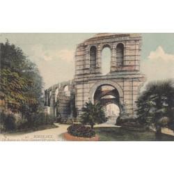 Carte postale - Bordeaux - Les ruines du Palais Gallien