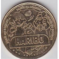 30 - Musée du Bonbon Haribo - Hariboy et l'Ourson - 2009