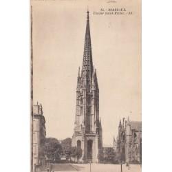 Carte postale - Bordeaux - Clocher Saint-Michel