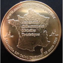 59 - ACMT - La carte de France - 2010
