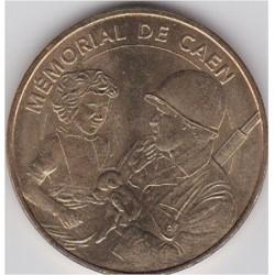 14 - Mémorial de Caen (soldat à l'enfant) - 2010