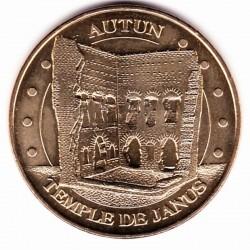 71 - Autun - Temple de Janus- 2010