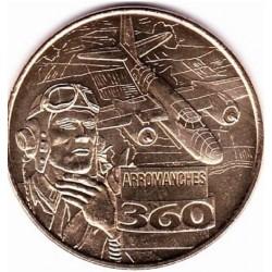 14 - Arromanches360 - Aviateur et bombardier - 2010