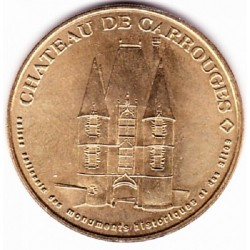 61 - Carrouges - Le château - CNMHS - 1998