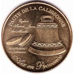 13 - Aix-en-Provence - Bénédiction - Le Pacte de la Calissonne - 2010