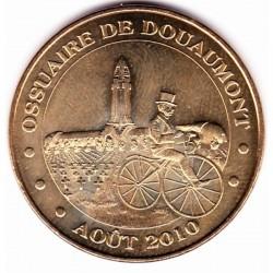 55 - Douaumont - L'Ossuaire et le vélocipède - Août 2010 - 2010