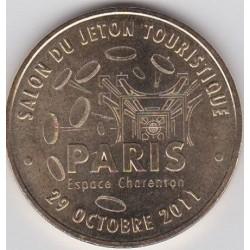 75012 - Salon du Jeton Touristique - 29 octobre 2011 - Paris - 2011