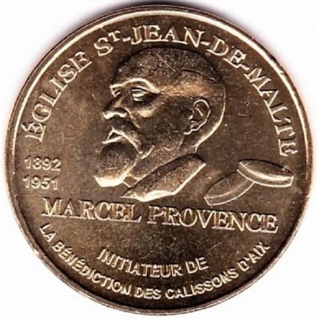 13 - Aix en Provence - Eglise St-Jean-de-Malte - Marcel Provence - 2011