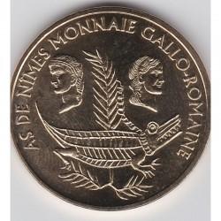 30 - As de Nîmes - Monnaie Gallo-Romaine - 2011