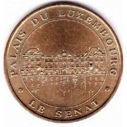 75006 - Paris - Palais du Luxembourg - Le Sénat - 1999