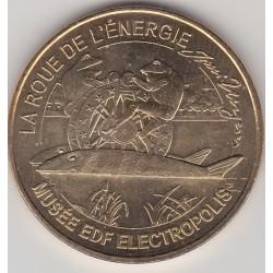 68 - La roue de l'énergie - Musée EDF Electropolis - 2012
