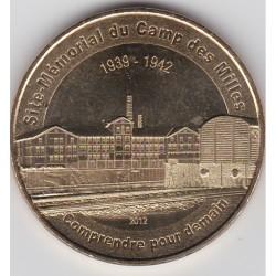 13 - Site-Mémorial du Camp des Milles - 1939-1942 - 2012
