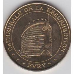 91 - Evry - Cathédrale de la Résurrection - 2000