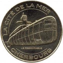 50 - Cherbourg - Cité de la mer - Le Redoutable- 2012
