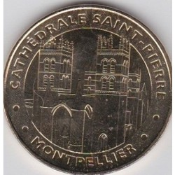 34 - Cathédrale Saint-Pierre - Montpellier - 2012