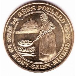 50 - La Mère Poulard et le Mont Saint-Michel - 2012