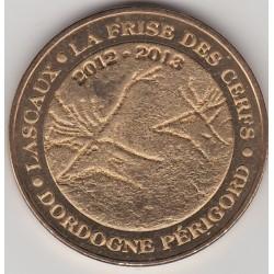 24 - Lascaux - la frise des cerfs - Dordogne - 2012